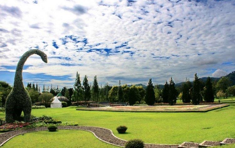 حديقة الزهور في بونشاك