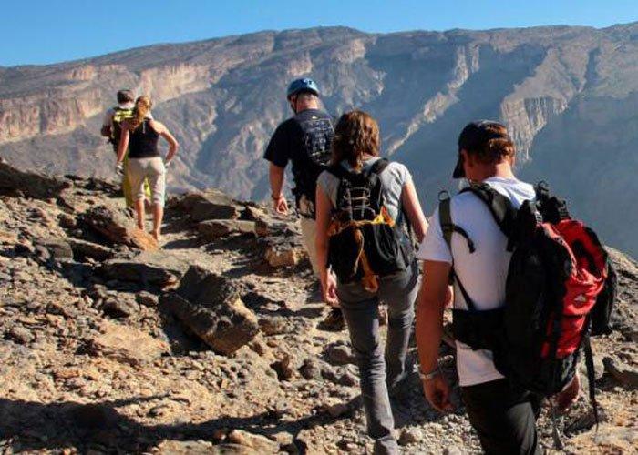 السياحة الرياضية والمغامرات في الأردن