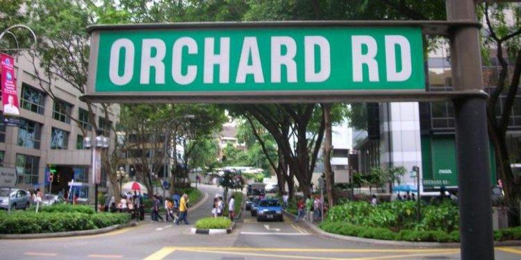 شارع أورشارد