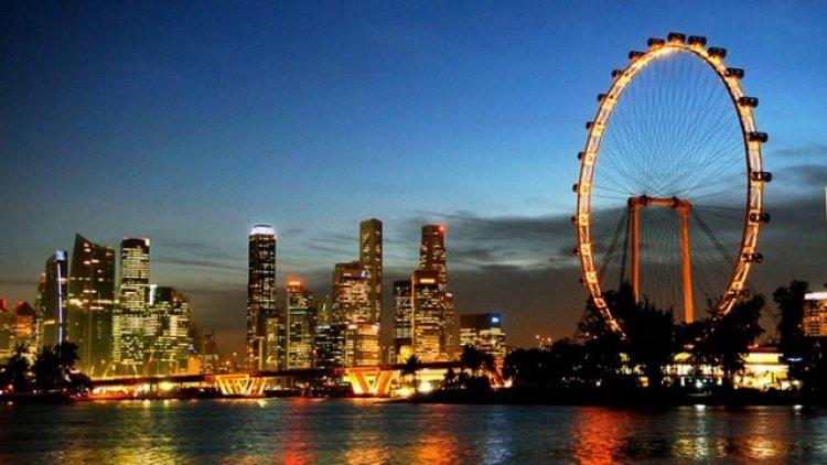 عجلة سنغافورة الدوارة