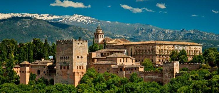 مدينة غرناطة في إسبانيا