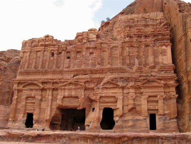 السياحة الثقافية والتراثية في الأردن