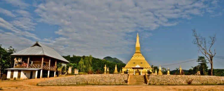 مدينة لوانغ نامثا في لاوس