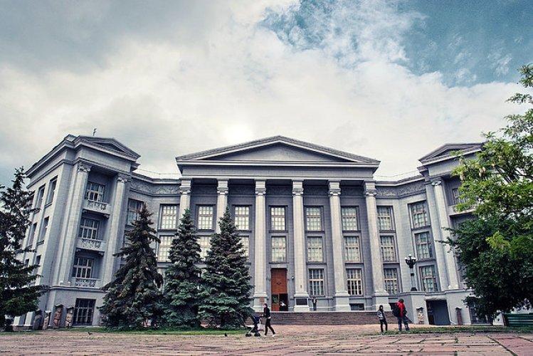 متحف تاريخ أوكرانيا في كييف أوكرانيا