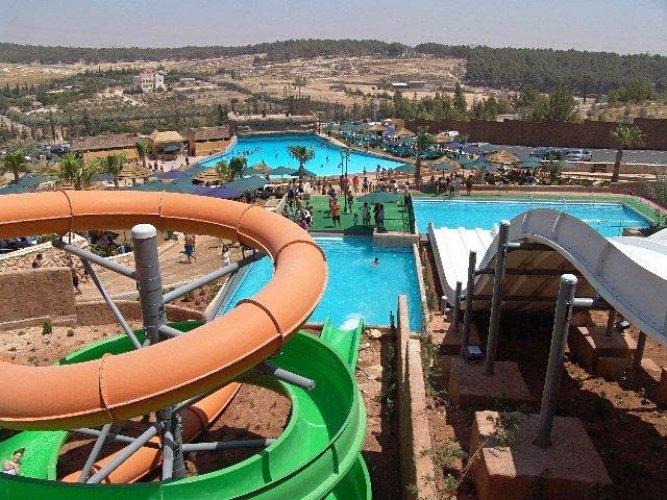 السياحة الترفيهية في الأردن