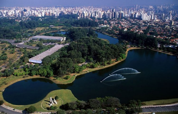 حديقة إيبيرابويرا في ساو باولو