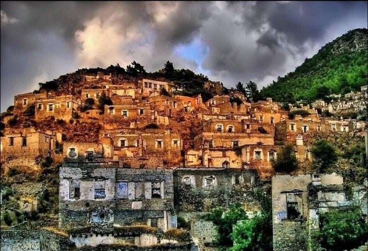 قرية كاياكوي