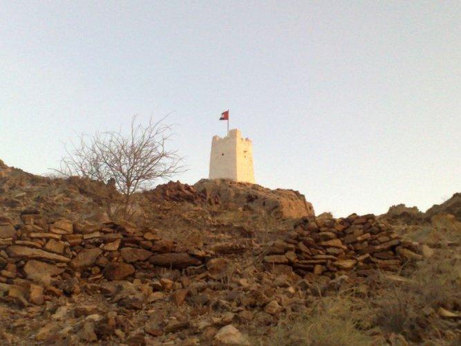 قلعة مصفوت