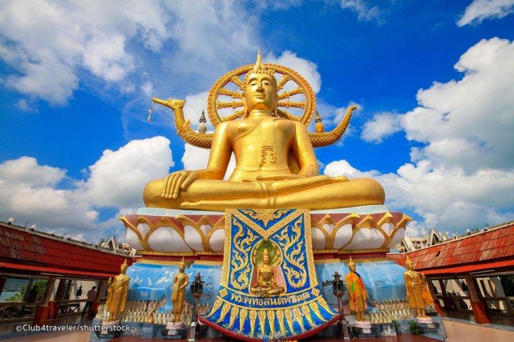 معبد بوذا الكبير