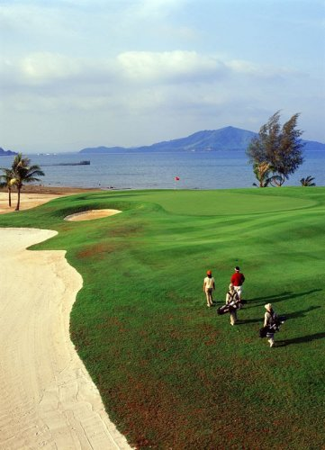 Mission Hill Golf Course Phuket