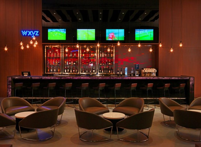 aloft bar