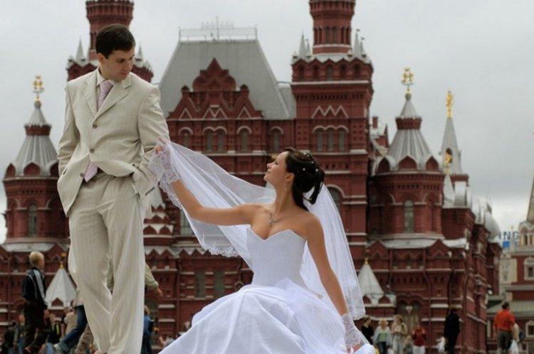 الزواج في روسيا