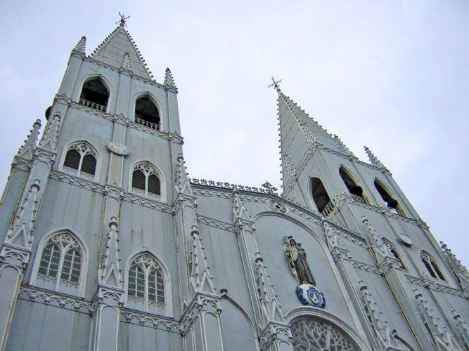 كاتدرائية سان سيباستيان