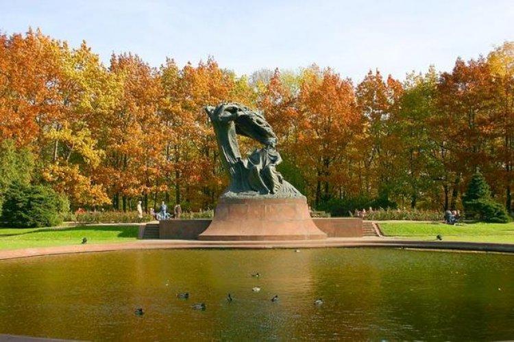 حديقة لازنكي الملكية
