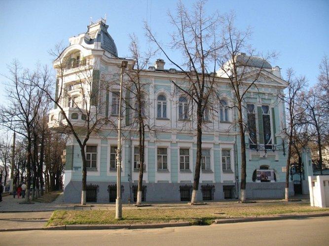 متحف إيفانوفو تشينتز الروسية