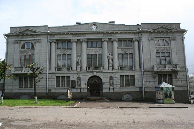 متحف بوريلين إيفانوفا للتاريخ المحلي في مدينة ايفانوفا الروسية