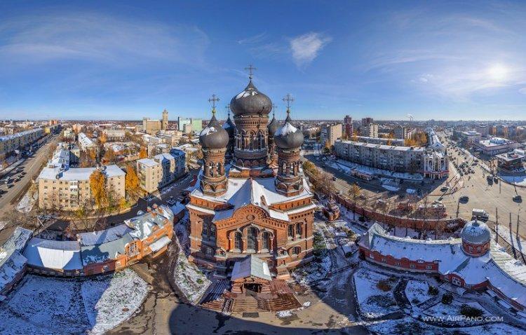مدينة ايفانوفا الروسية