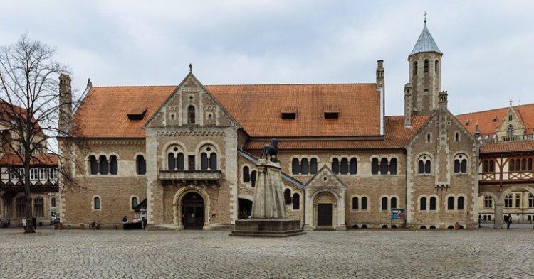 قلعة دانكفرديرود في مدينة براونشفايغ الألمانية