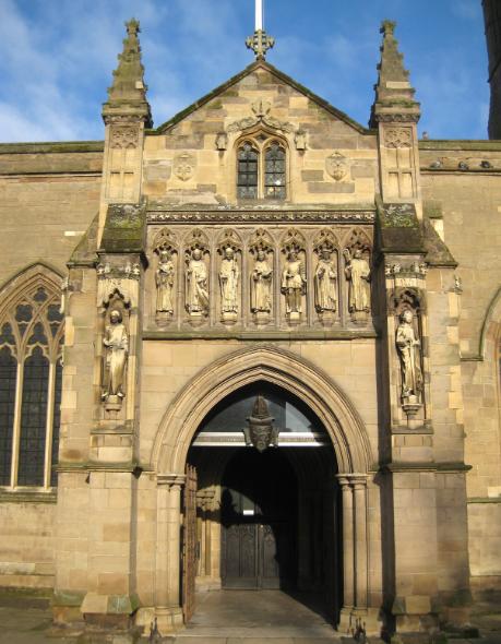 كاتدرائية ليستر