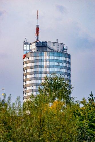 برج ينا في مدينة ينا الألمانية
