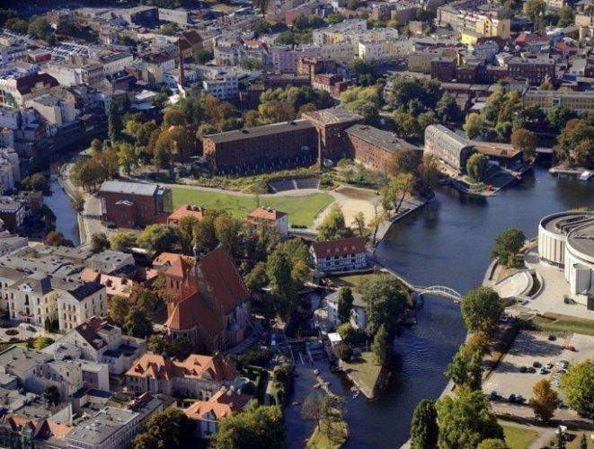 مدينةبيدغوشتش بولندا