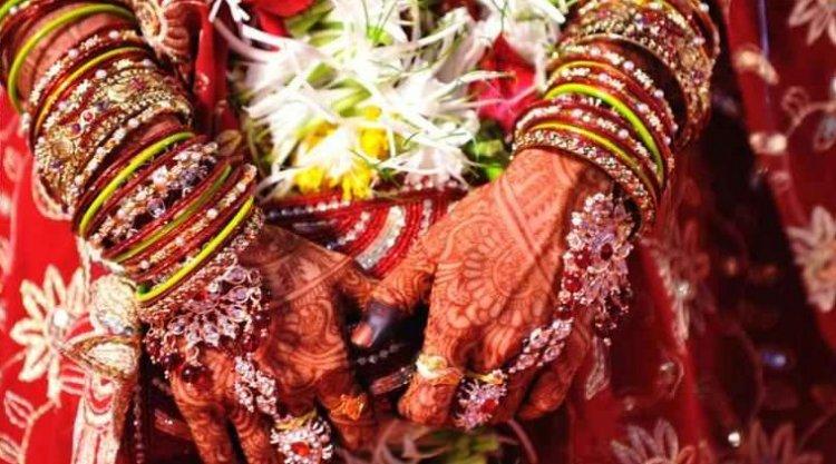 زي العروس في البنجاب الهندية