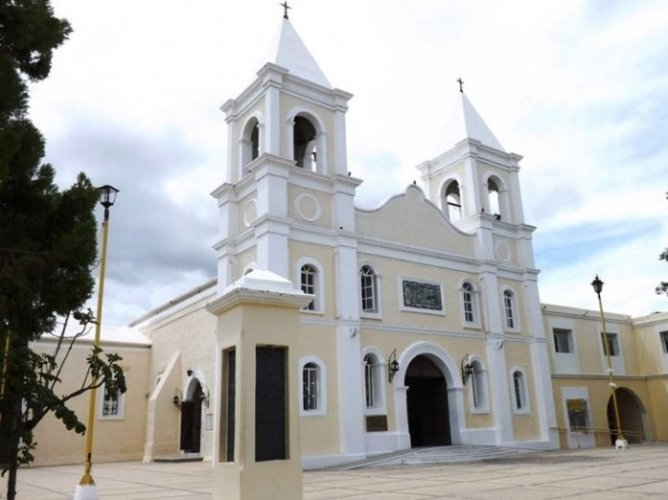 كنيسة سان خوسيه ديل كابو في لوس كابوس المكسيك