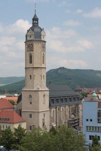 كنيسة سانت مايكل في مدينة ينا الألمانية