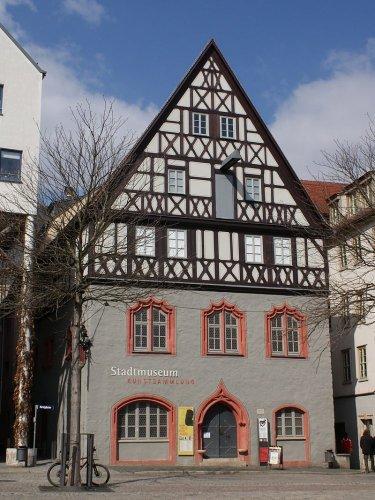 متحف المدينة والفنون في مدينة ينا الألمانية