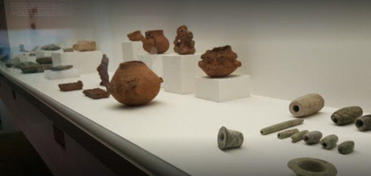 متحف كوستا جراند الأثري في المكسيك