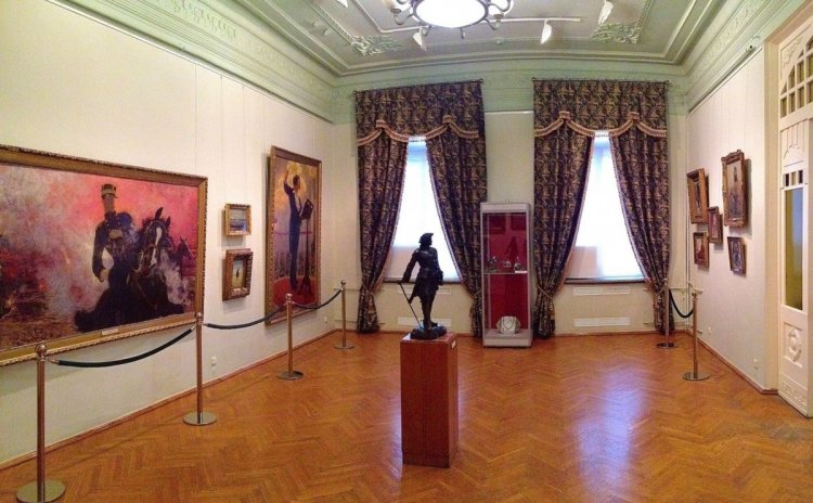 المتحف الاقليمي التاريخي في سمارا الروسية
