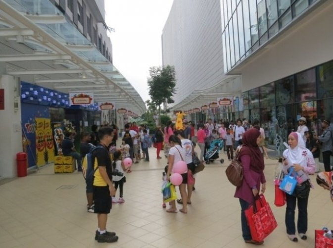 سياحة جوهور باهرو ماليزيا