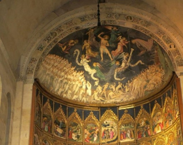 كاتدرائية سانتا ماريا دي لا سيد
