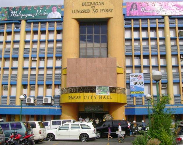 مبنى Bulwagan ng Lungsod ng Pasay