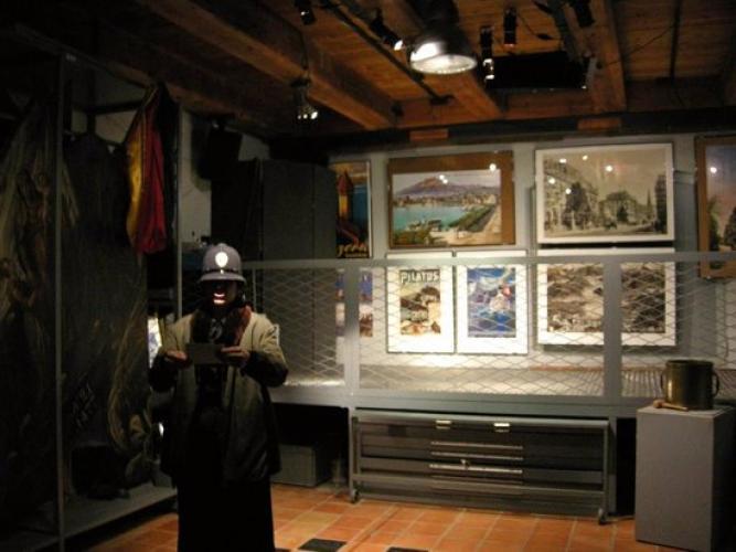 متحف روسينجارت كوليكشن في لوزيرن سويسرا