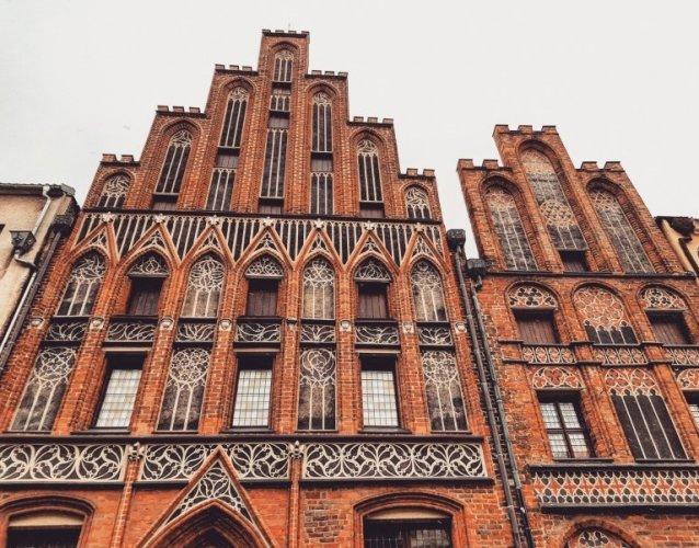 متحف تورون التاريخي في مدينة تورون البولندية