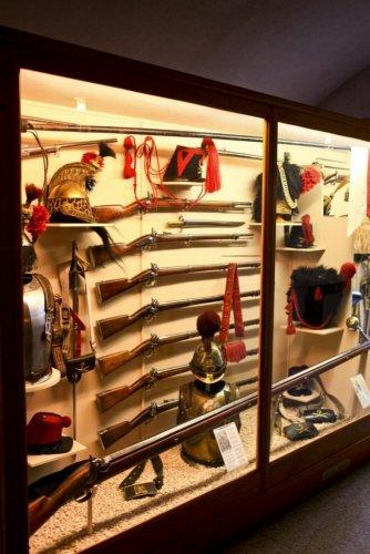 متحف هيستوير إت أرشيولوجي في مدينة بلفور الفرنسية
