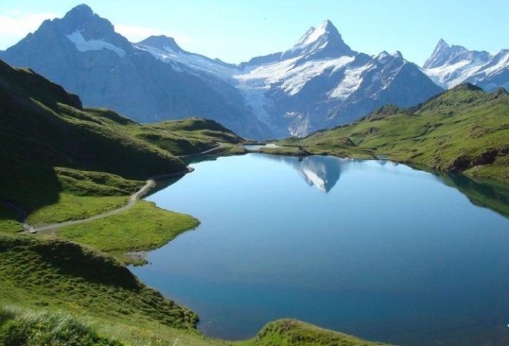 باشالبسي في جريندلفالد سويسرا