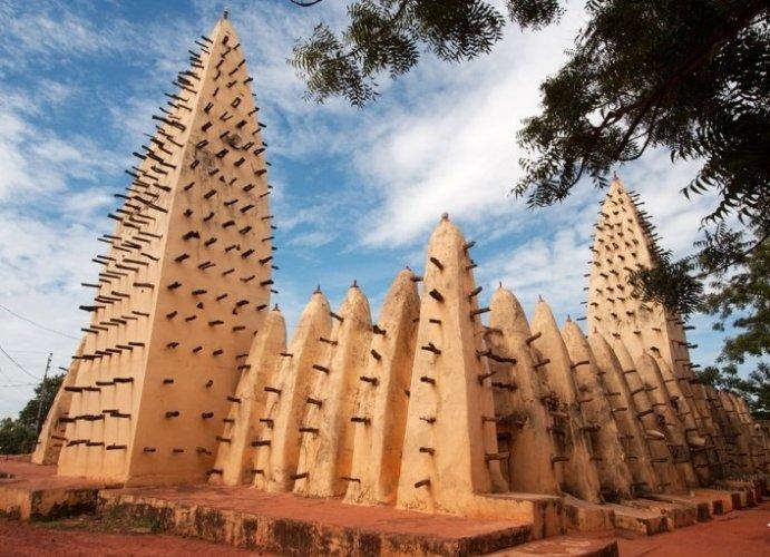 بوبو-ديولاسو في بوركينا فاسو