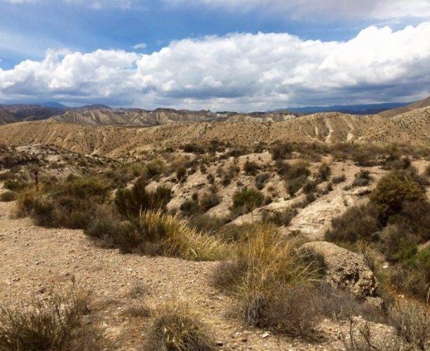صحراء تابيرناس في مدينة ألميريا الإسبانية