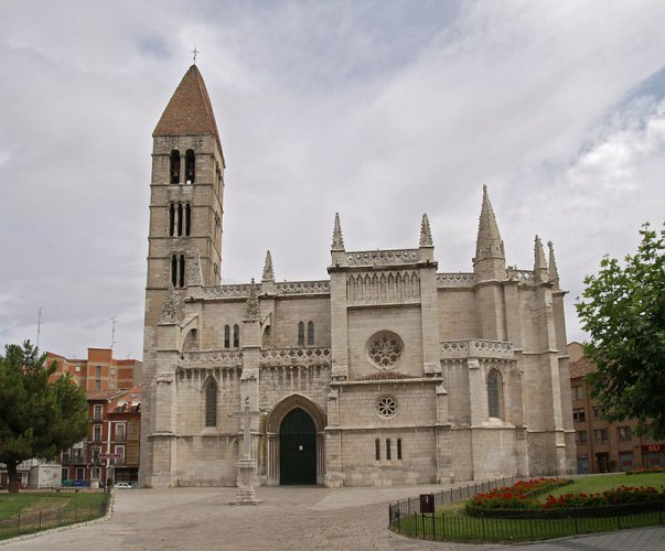 كاتدرائية بلد الوليد