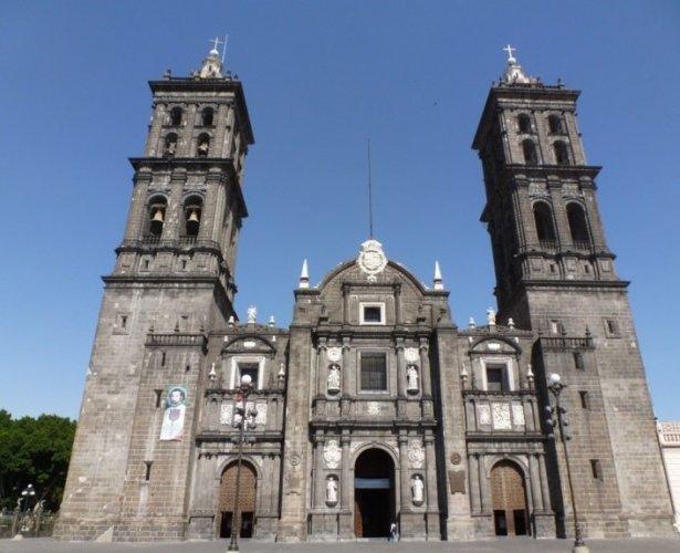 كاتدرائية بويبلا في مدينة بويبلا المكسيكية
