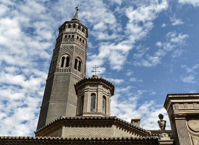 كنيسة سان بابلو في سرقسطة الإسبانية