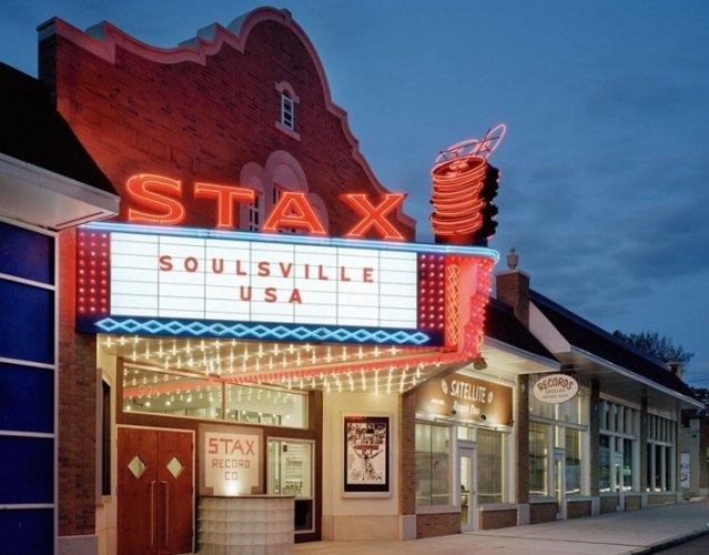 متحف ستاكس في مدينة ممفيس الأمريكية