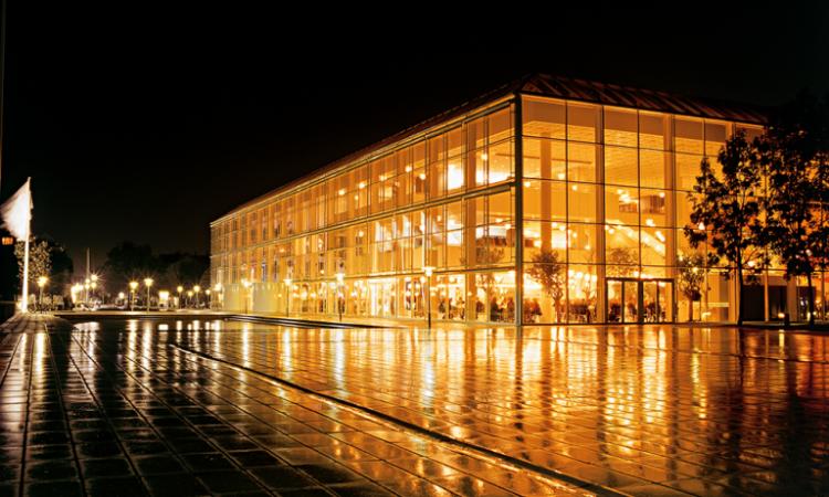 قاعة موسيخوسيت في أرهوس الدنماركية