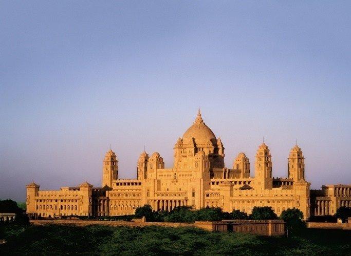 قصر أوميد بهاوان في الهند
