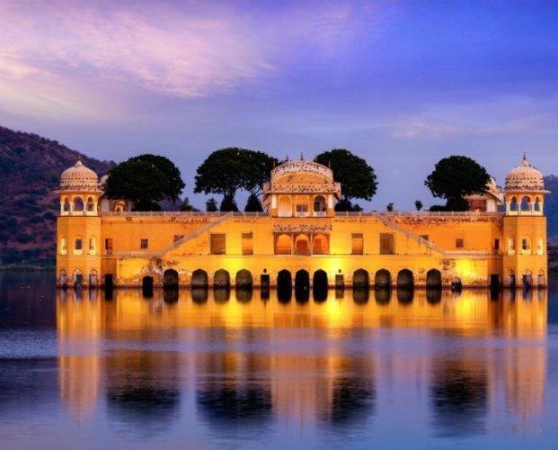 قصر المياه في الهند