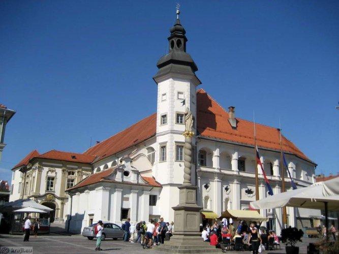 قلعة ماريبور في ماريبور سلوفينيا