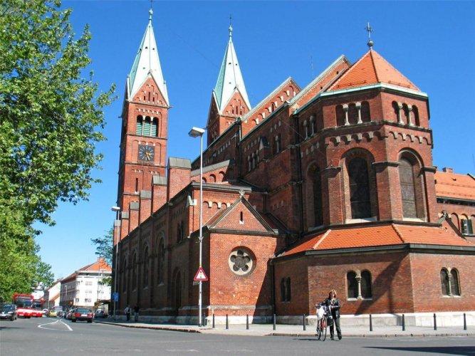 كنيسة الفرنسيسكان في ماريبور سلوفينيا
