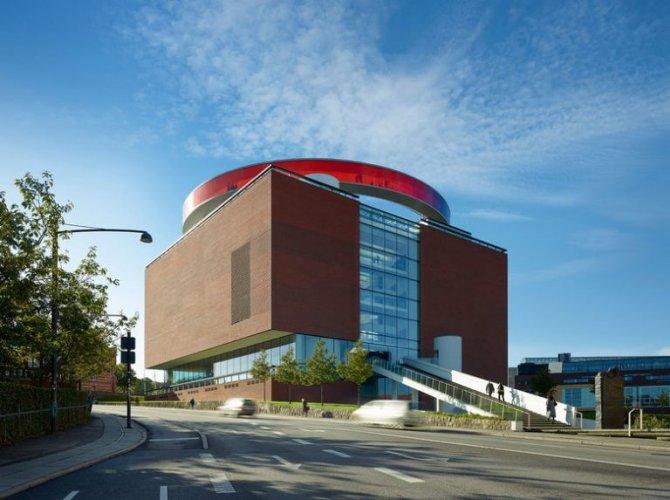 متحف آروس للفنون في أرهوس الدنماركية